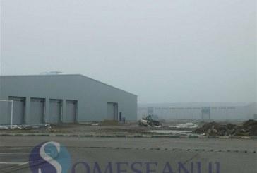 Două fabrici aproape de finalizare în parcul industrial Arc Parc Dej. Alte două fabrici vor fi construite în acest an – FOTO