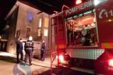 Alarmă de incendiu la Dej. Pompierii dejeni au intervenit prompt – FOTO
