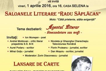 """Invitație la cultură: Saloanele literare """"Radu Săplăcan"""", vineri, la Dej"""