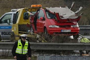 Patru români morți și trei răniți, într-un accident rutier în Cehia – VIDEO