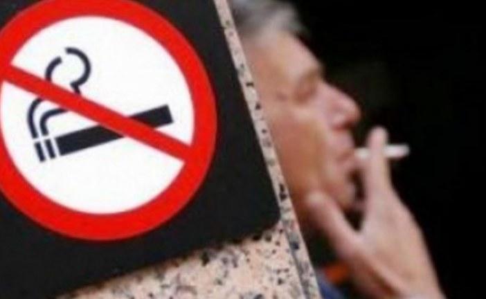 """Legea antifumat va suferi modificări. """"Spaţiul public închis"""" va fi redefinit"""