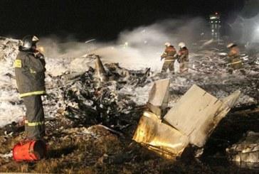 Tragedie aviatică. Peste 60 de morți în urma prăbușirii unui avion FlyDubai – VIDEO