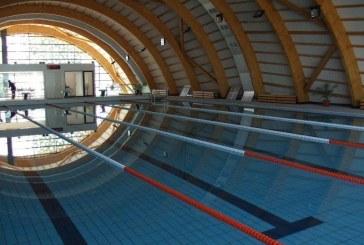 Bazin nou de înot la ștrandul din Dej. La Toroc lucrările sunt în desfășurare – FOTO/VIDEO