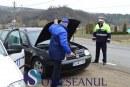 Polițiștii Secției 6 Poliție Rurală Năsăud împreună cu reprezentanți ai RAR Bistrița-Năsăud au desfășurat acțiuni preventive în trafic