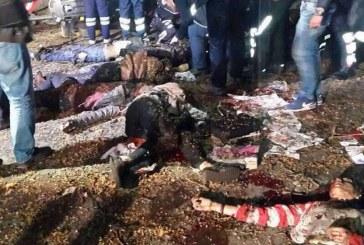 Zeci de morți și peste 100 de răniți, într-o explozie din centrul capitalei Turciei, Ankara – FOTO/VIDEO