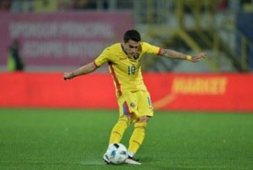 Cu frâna de mână trasă, România a învins cu 1-0 Lituania