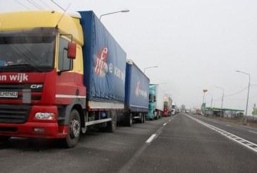 Trafic restricţionat temporar pe teritoriul Ungariei pentru automarfare