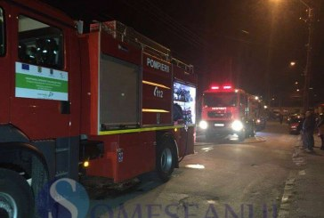 Situații de urgență la care au intervenit pompierii maramureșeni