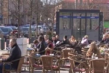 Cum a fost prima zi fără fumat în cafenelele din Cluj – VIDEO