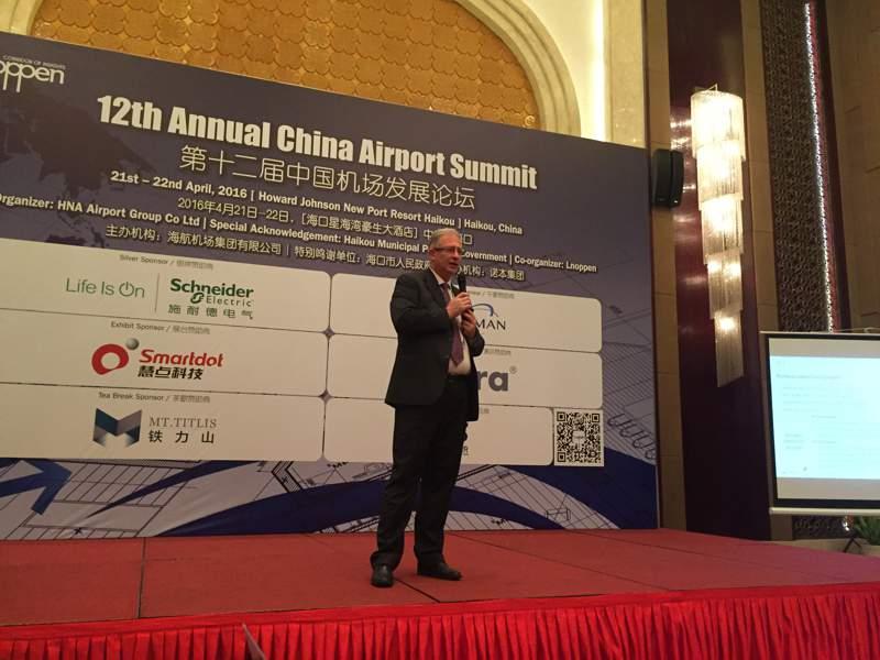David Ciceo Annual China Airport Summit