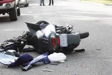 N-a acordat prioritate în sens și a accidentat un mopedist