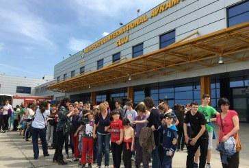 """Aeroportul Internaţional """"Avram Iancu"""" Cluj a sprijinit și în acest an programul educațional """"Şcoala Altfel: Să ştii mai multe, să fii mai bun 2016!"""""""