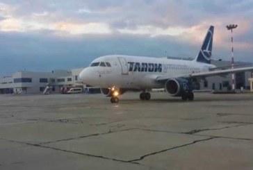 Două zboruri săptămânal ale TAROM pe ruta Iași-Cluj-Napoca-Istanbul