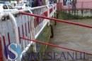 FOTO/VIDEO – Potopul s-a abătut asupra Dejului și a localităților din zonă! Zeci de case inundate, ape de 3 metri în unele zone