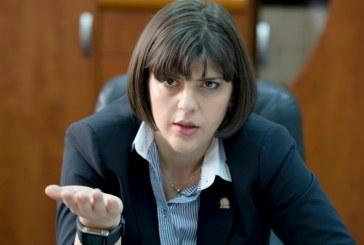 Laura Codruța Kovesi, numită pentru un nou mandat la DNA
