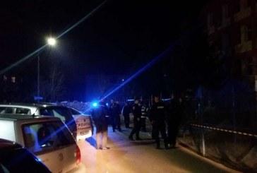Scandal de Paște, în fața unui club din Bistrița. S-au întocmit dosare penale pentru loviri sau alte violențe
