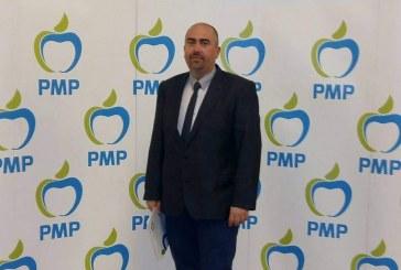 Sebastian Lazin, printre candidații PMP la Camera Deputaților