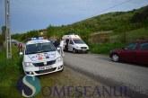 Minor de trei ani accidentat la Silivaș, de un șofer din Gherla