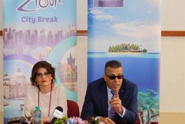 "Agenţia de turism Z Tour Cluj-Napoca a lansat azi ""medicamentul antistres"", special pentru doamne (P)"