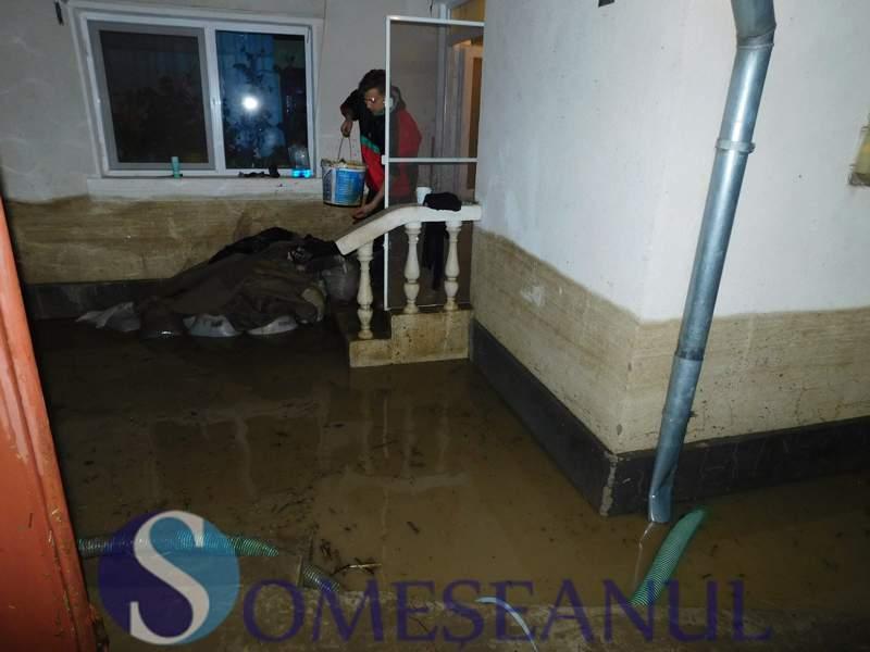 someseanul-inundatii dej (2)