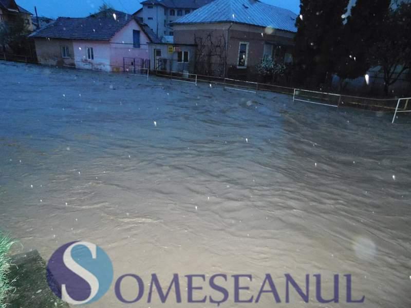someseanul-inundatii dej (4)