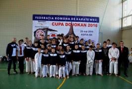 Budokan Ryu s-a întors cu șase medalii de la Cupa Dojokan