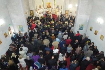 """Noua biserică """"Sfântul Ierarh Nectarie"""" din Dej a fost binecuvântată de ÎPS Andrei – FOTO/VIDEO"""
