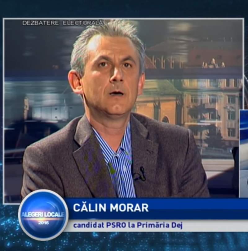 dezbatere electorala Calin Morar