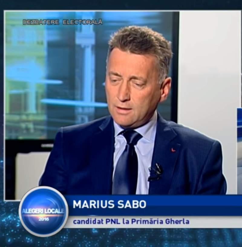 dezbatere electorala Marius Sabo