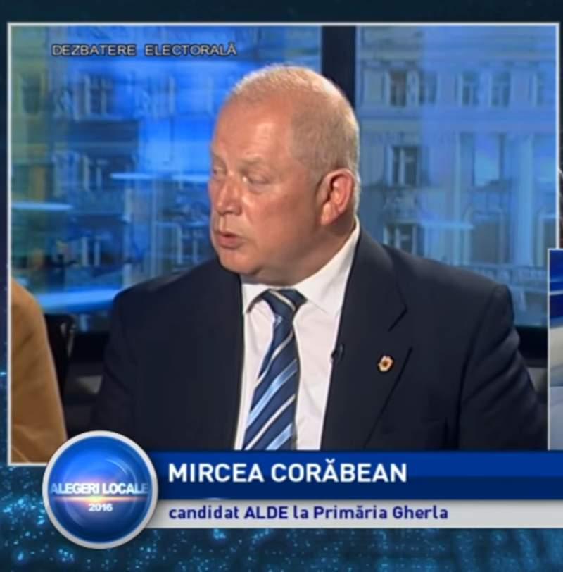 dezbatere electorala Mircea Corabean