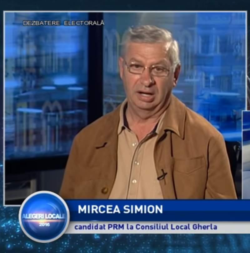 dezbatere electorala Mircea Simion