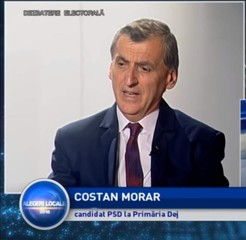 dezbatere electorala Morar Costan