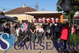 Două zile de muzică și dansuri tradiționale la Gherla, cu ocazia Festivalului Internațional de Folclor a Fundației Teka – FOTO/VIDEO