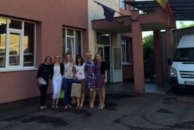 Prima experienţă de job shadowing derulată în judeţul Cluj la Şcoala Gimnazială Specială Dej
