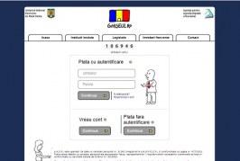 Amenzile vor putea fi plătite online prin portalul Ghișeul.ro