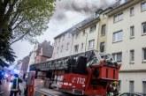 Trei români morţi într-un incendiu puternic în Germania. Doi copii şi mama lor au ars de vii în casă