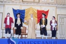 """Trupa """"Intermezzo"""", pe scena festivalului din Toulouse, Franța"""