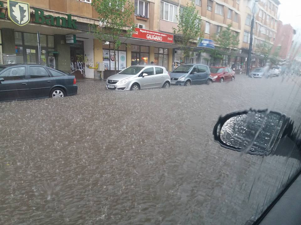 inundatii cluj horea