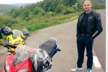 Motociclist clujean, decedat într-un accident produs în Sălaj