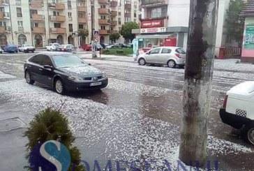 Cod Portocaliu de inundații și ploi cu grindină pe râurile din județele Cluj, Sălaj și Maramureș