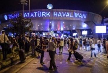 Atentat terorist la Aeroportul internaţional din Istanbul, soldat cu cel puţin 36 de morţi