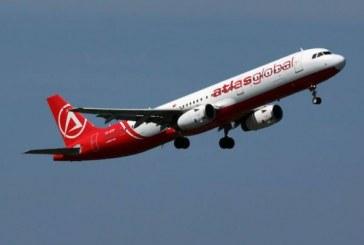 Atlasglobal va opera pentru prima dată zboruri regulate pe ruta Cluj-Napoca – Istanbul
