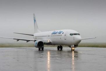 Cu Blue Air poți zbura de la Cluj-Napoca la Iași sau Timișoara