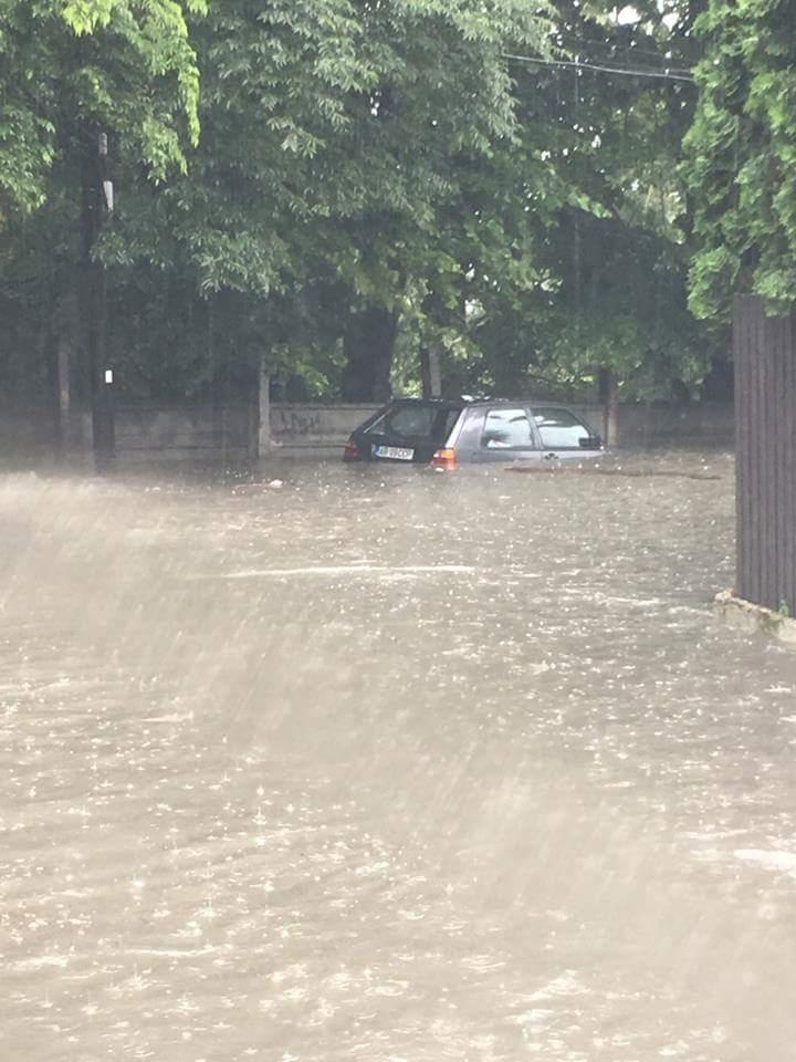 inundatii cluj napoca iunie