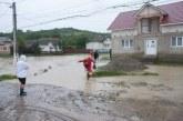 Peste 50 de persoane evacuate din case în urma inundațiilor în zona Bistrița – VIDEO