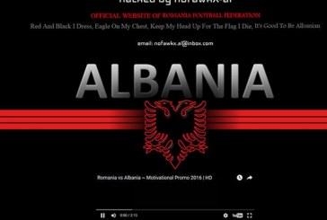 Site-ul FRF, spart de către hackeri albanezi. Poliția s-a autosesizat