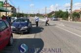 Dejeancă rănită într-un accident produs la Iclod – FOTO/VIDEO