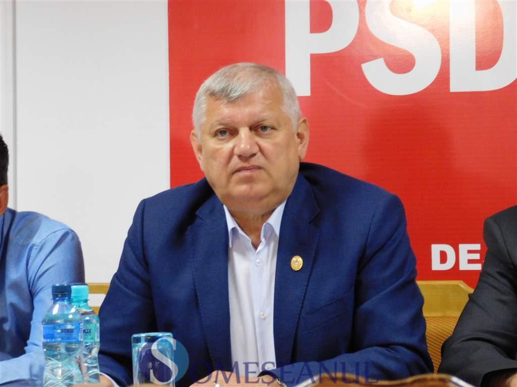 conferinta PSD Dej rezultate alegeri locale (Cornel Itu)