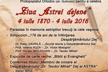 Astra dejeană sărbătorește 176 de ani de la înființare