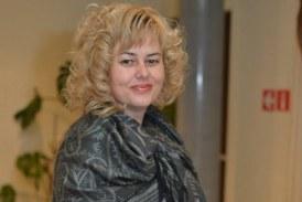 Geanina Gavriș, noul președinte al Rotary Club Dej
